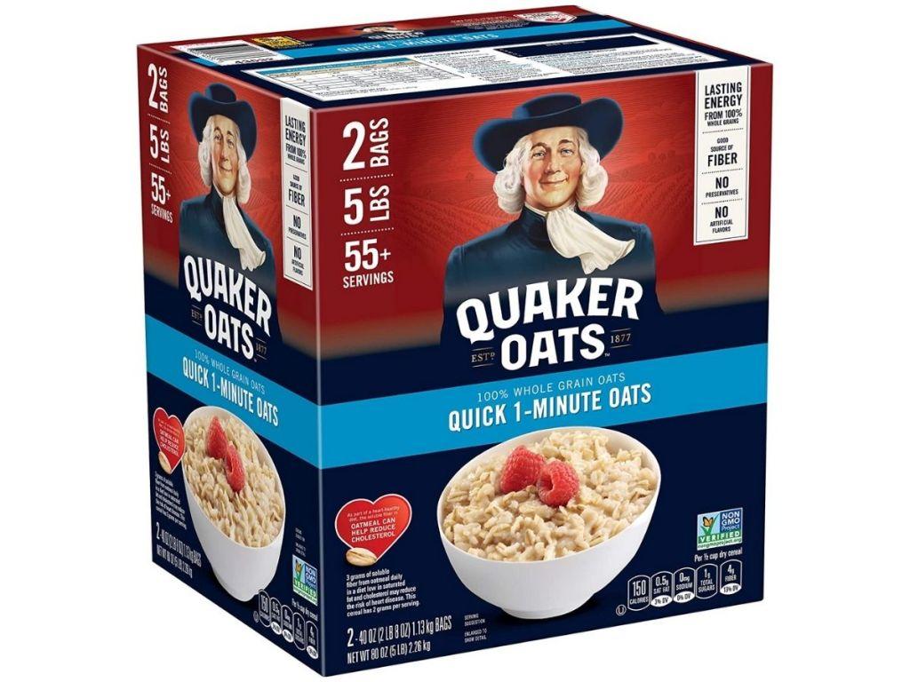 Quaker Oats 5lb Box