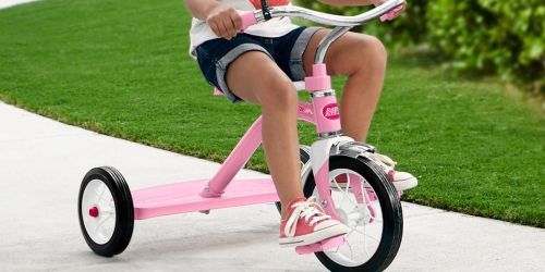 Radio Flyer Classic Dual Deck Tricycle Only $39.97 Shipped on Walmart.com (Regularly $70)