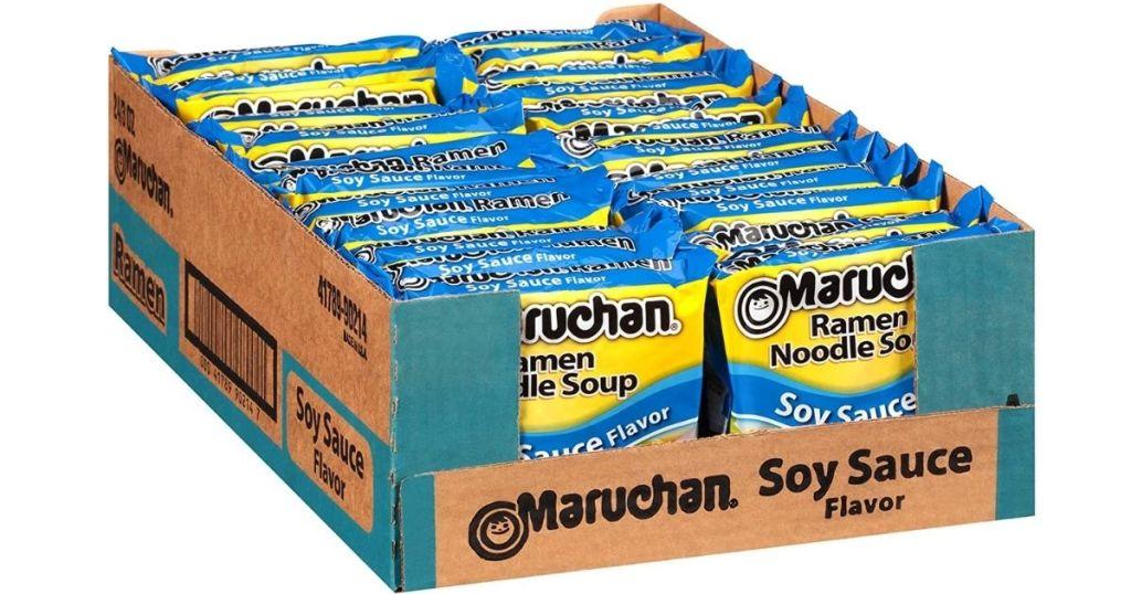 Maruchan Ramen Noodles 24-Pack