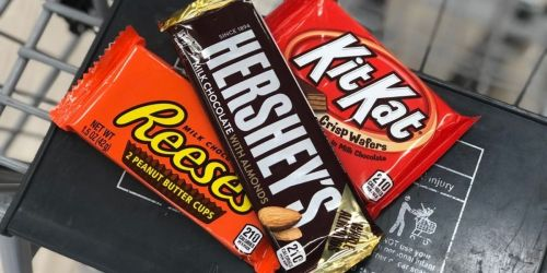 Hershey's Candy Bars Just 50¢ Each at Walgreens
