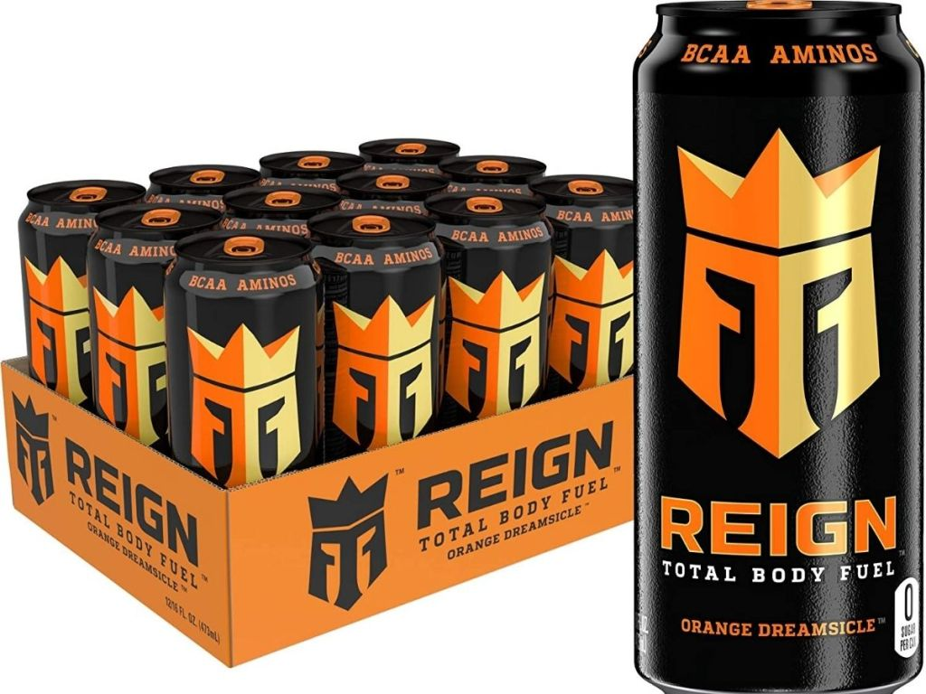 Reign Orange Dreamsicle 12-count