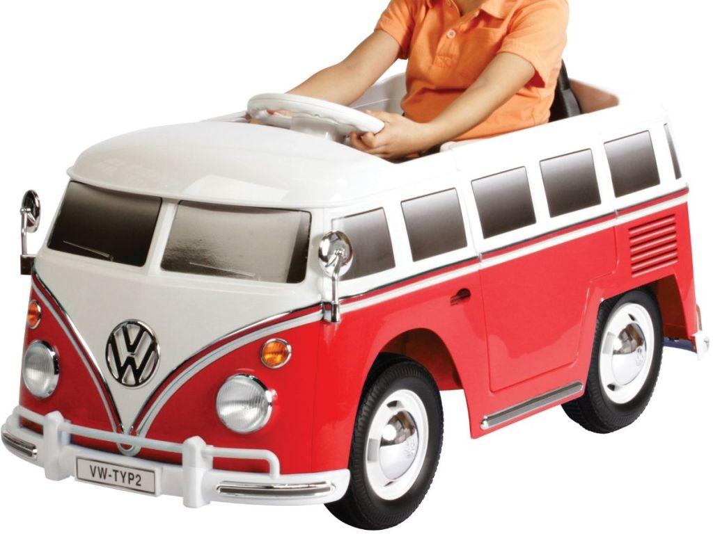 Rollplay Volkswagon Bus Ride On