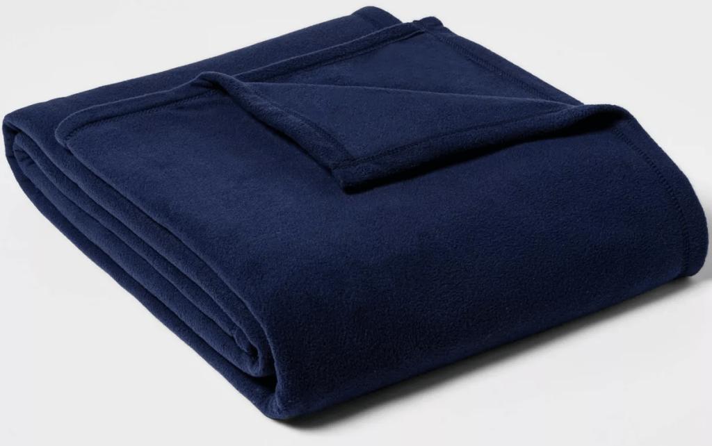Room Essentials Fleece Blanket