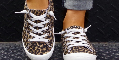 ROSY Women's Casual Sneakers Only $12.99 (Regularly $34) | Choose from TONS of Colors & Styles