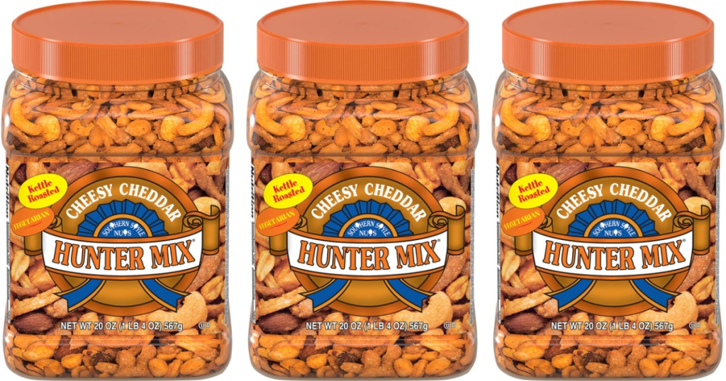 _SOUTHERN STYLE NUTS Cheesy Cheddar Hunter Mix