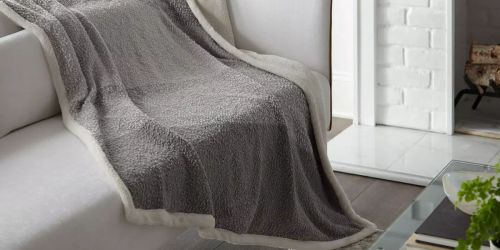 Barefoot Dreams Throw Blanket Dupe From $29.98 for Sam's Club Members | Online Only