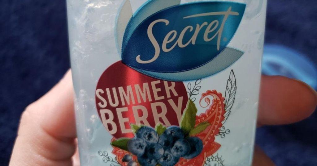 Secret Summer Berry Deodorant