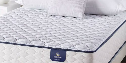 Highly Rated Serta Mattresses from $199.98 at Sam's Club (Regularly $300+)
