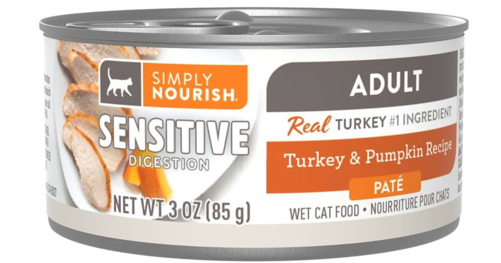 Simply Nourish Wet Cat Food