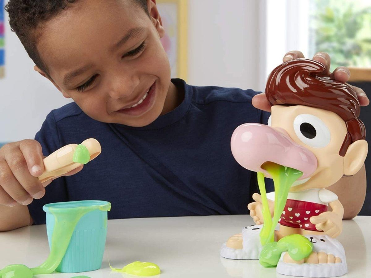 Snotty Scotty Play Doh toy