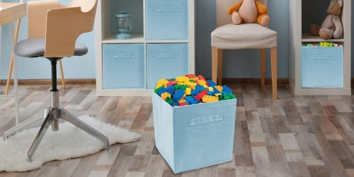 6-Pack Foldable Storage Cube Basket Bins Only $14.97 on NordstromRack.com (Regularly $25)