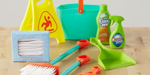 Spark. Create. Imagine. 20-Piece Cleaning Play Set Only $5.99 on Walmart.com (Regularly $13)