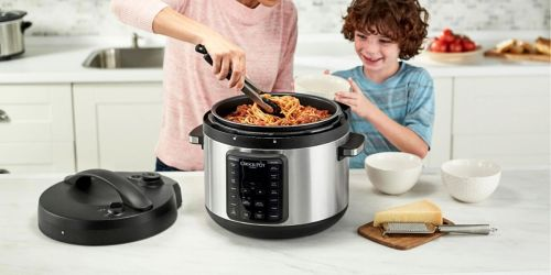 Crock Pot Multi-Cooker Only $69.99 Shipped on BestBuy.com (Regularly $150)