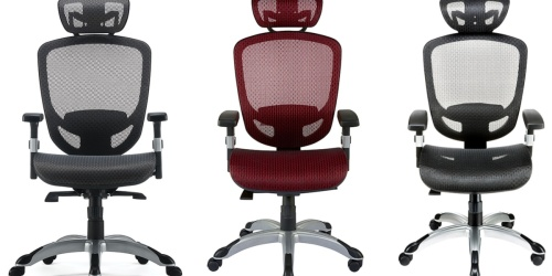 Mesh Computer/Desk Chair Only $129.99 Shipped on Staples.com (Regularly $230)