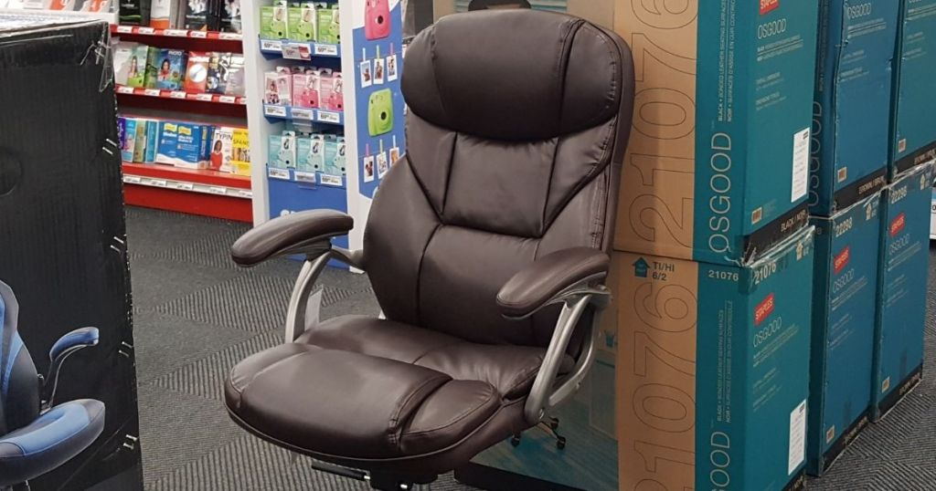 office chair at Staples