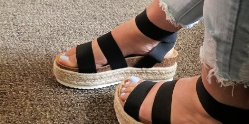 *HOT* Steve Madden Sandals Only $22 on Amazon (Regularly $70)   May Sell Out!