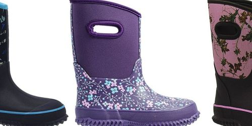 Kids Pull-On Boots Only $19.99 on Zulily (Regularly $50)