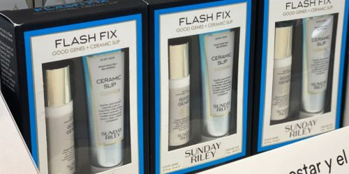 Sunday Riley Flash Fix Kit Only $12.50 at ULTA (Regularly $25)