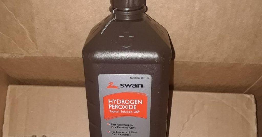 Swan Hydrogen Peroxide