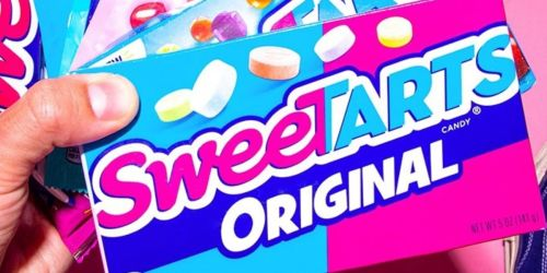 SweeTARTS Candy Theater Box 10-Pack Only $4.97 Shipped on Amazon