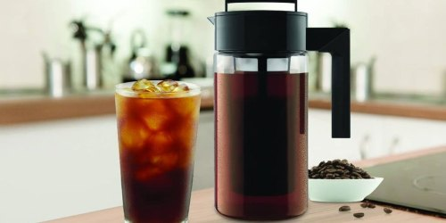 Highly Rated Cold Brew Coffee Maker Only $15.99 Shipped for Amazon Prime Members | Reader Fave