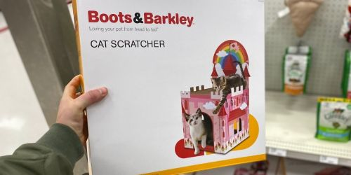 Cat Scratcher Houses from $14.99 at Target | Valentine's Day, Taco Truck, & More