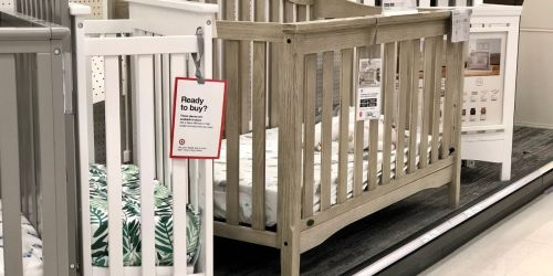 FREE $40 Target Gift Card w/ $250+ Nursery Furniture Purchase