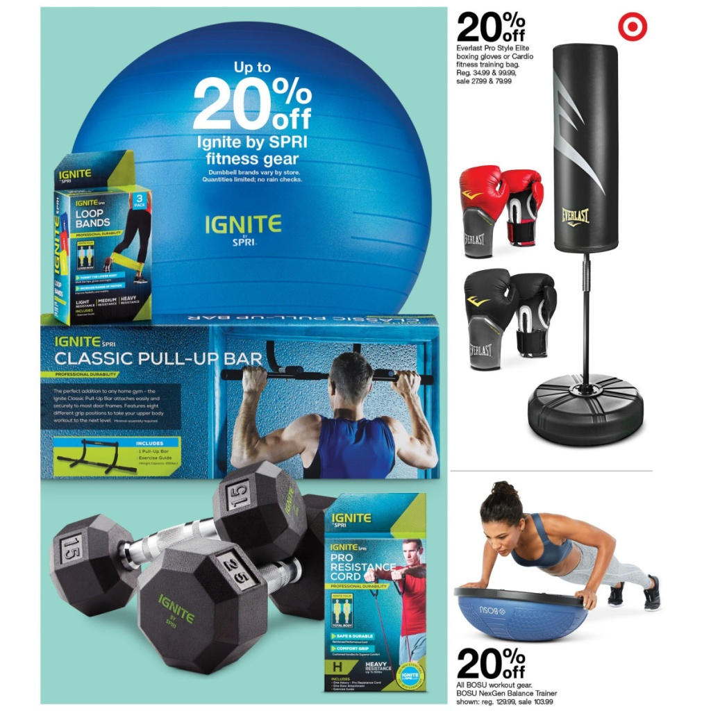 Target Weekly Ad 1/3-1/9 Page 10