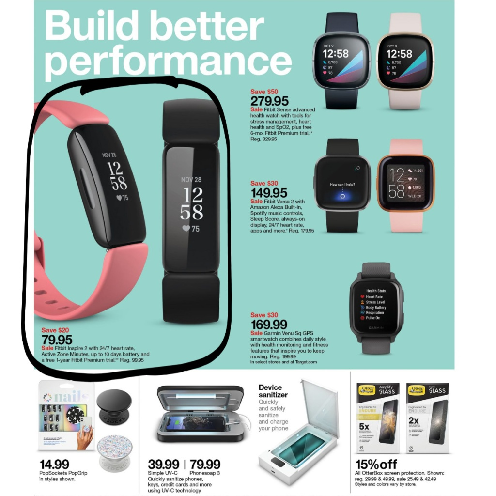 Target Weekly Ad 1/3-1/9 Page 11