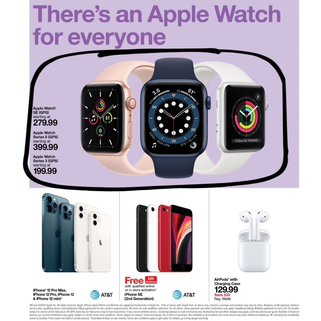 Target Weekly Ad 1/3-1/9 Page 12
