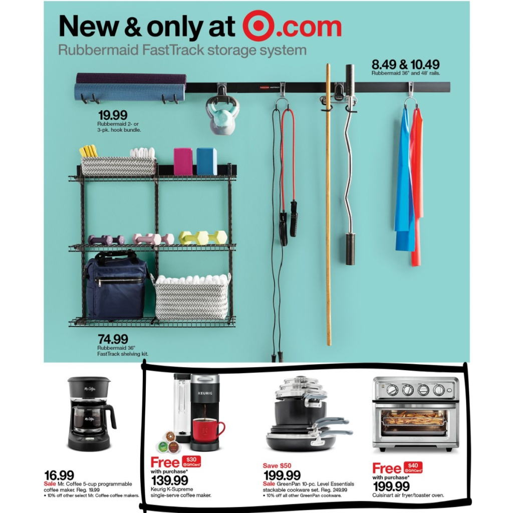 Target Weekly Ad 1/3-1/9 Page 17