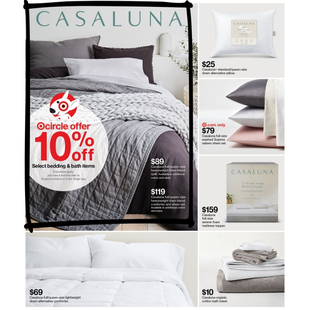 Target Weekly Ad 1/3-1/9 Page 19