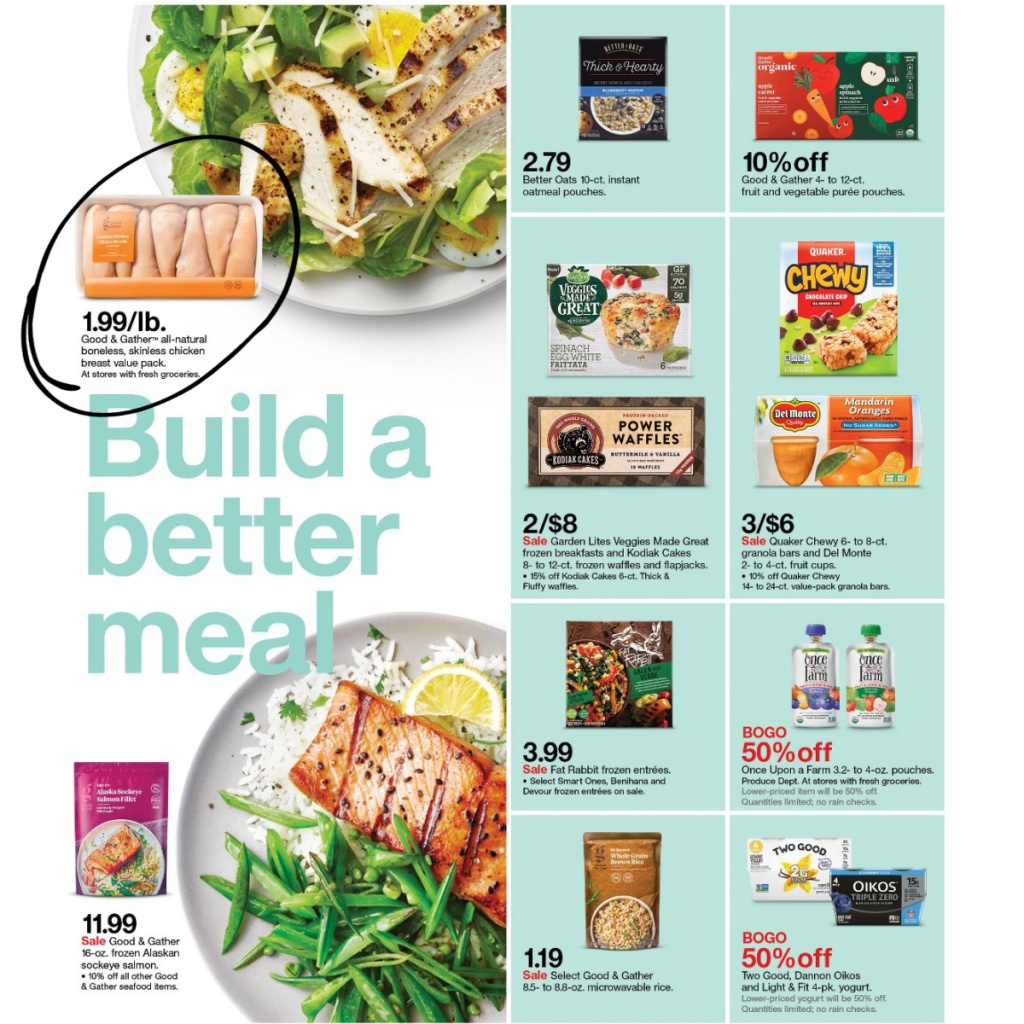 Target Weekly Ad 1/3-1/9 Page 2