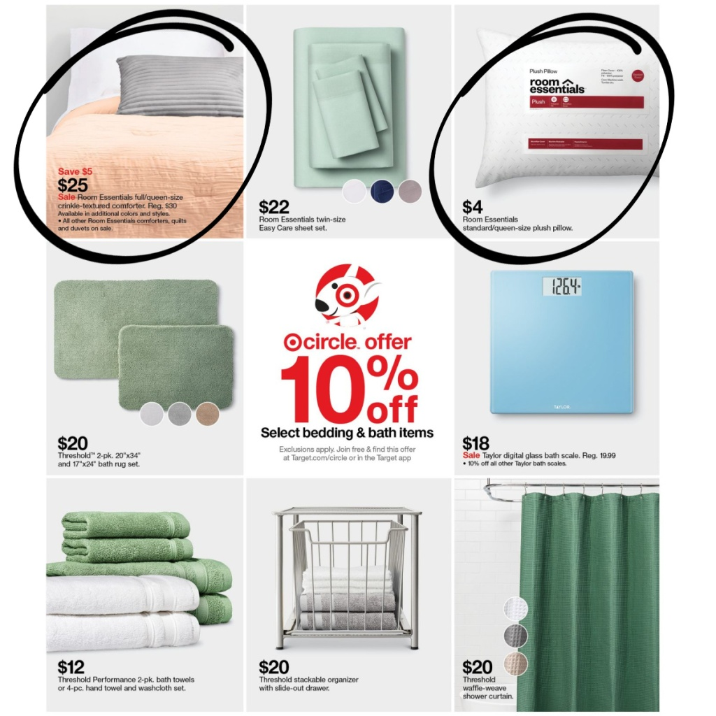 Target Weekly Ad 1/3-1/9 Page 20