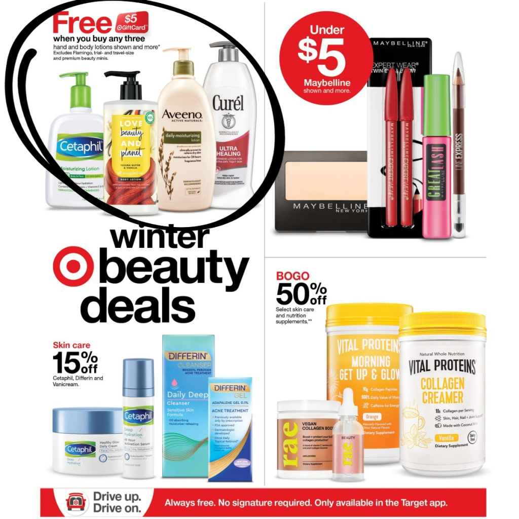 Target Weekly Ad 1/3-1/9 Page 21