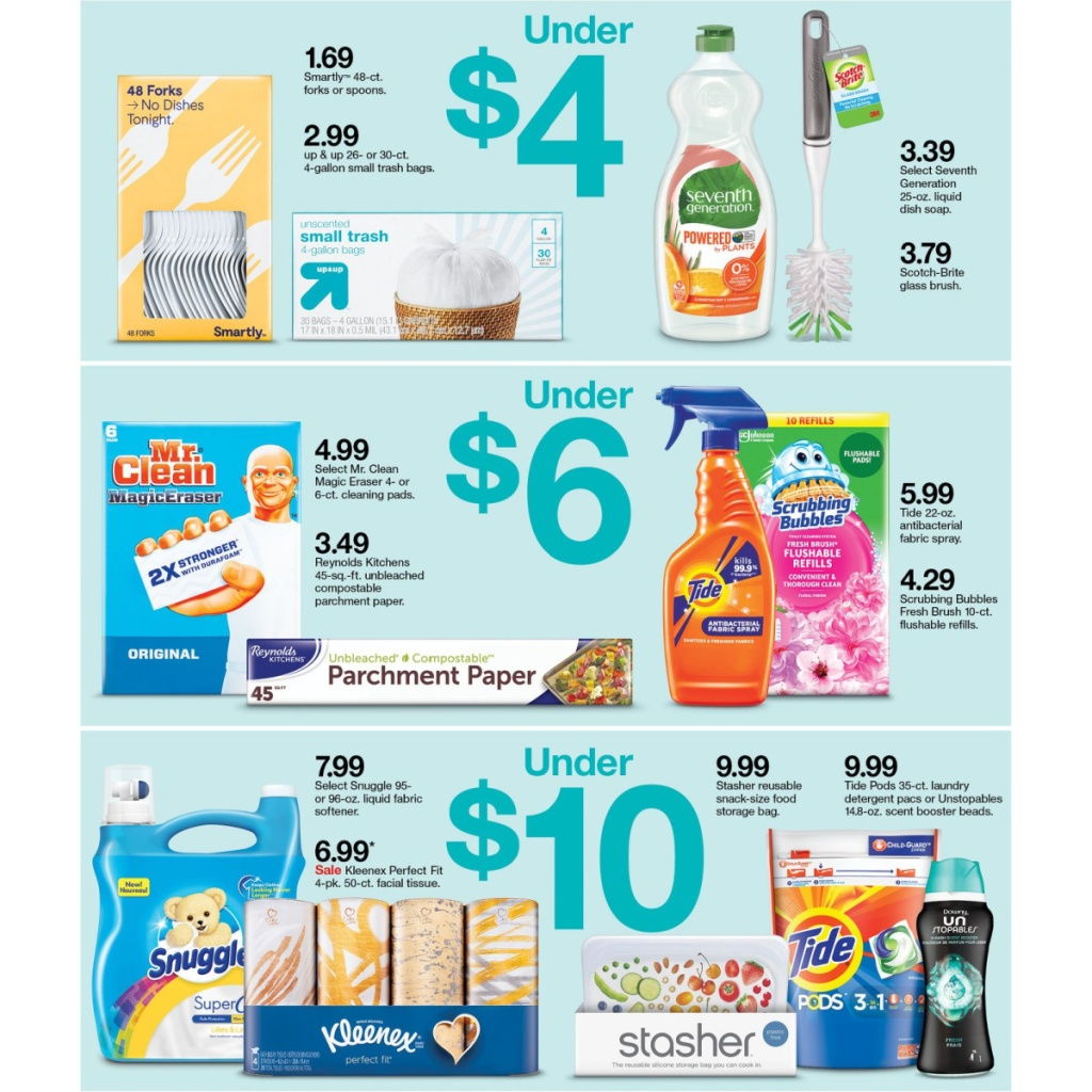 Target Weekly Ad 1/3-1/9 Page 23
