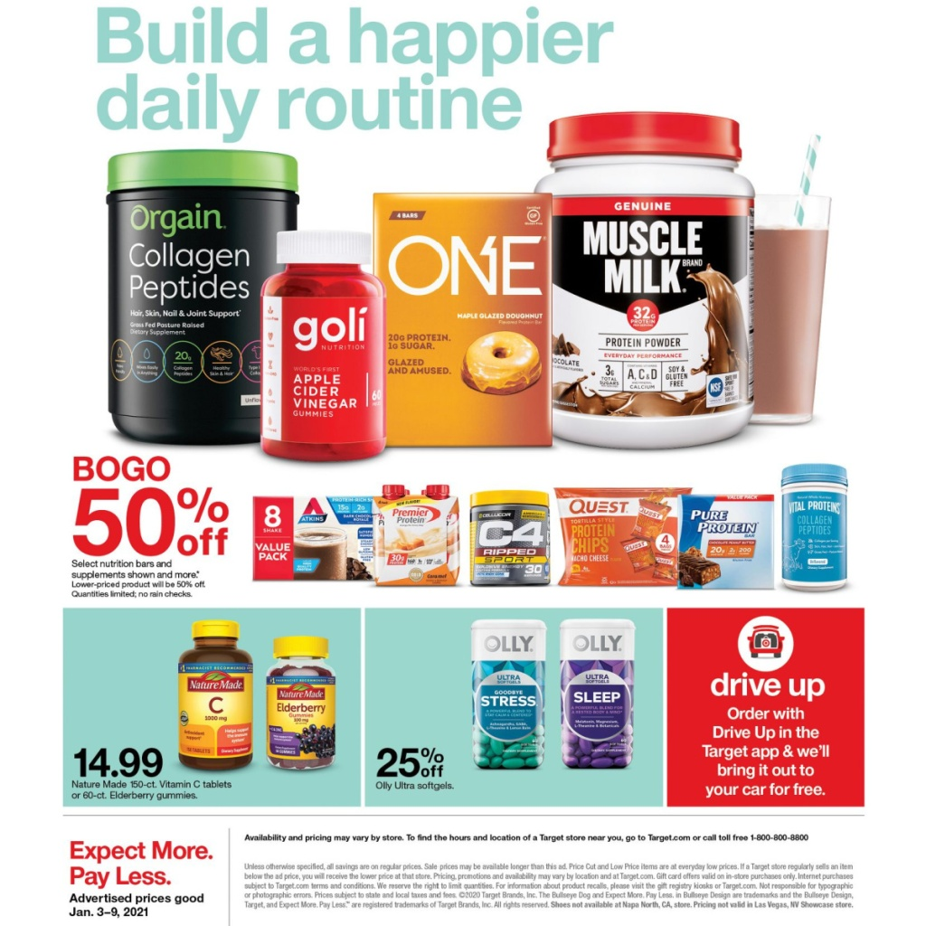 Target Weekly Ad 1/3-1/9 Page 24
