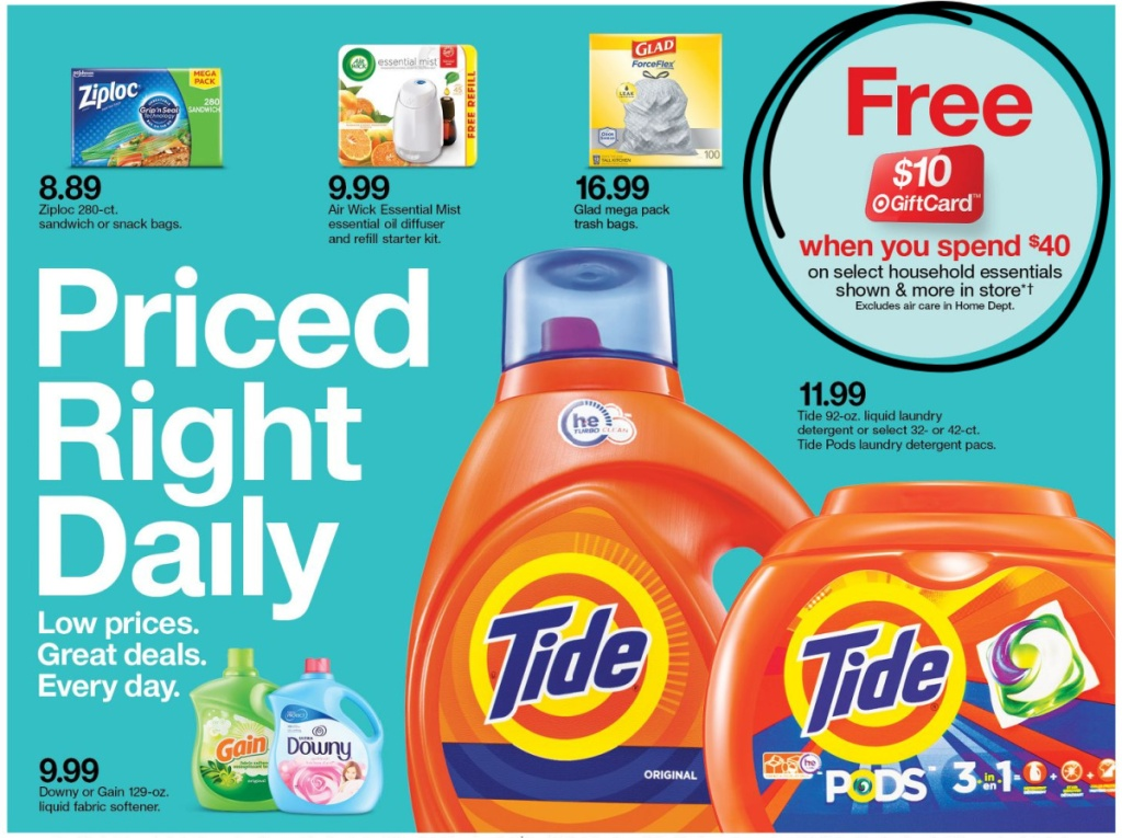 Target Weekly Ad 1/3-1/9 Page 25