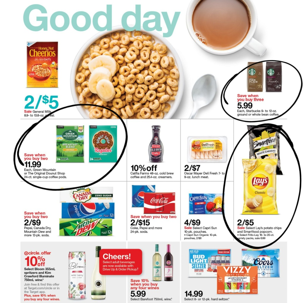 Target Weekly Ad 1/3-1/9 Page 4