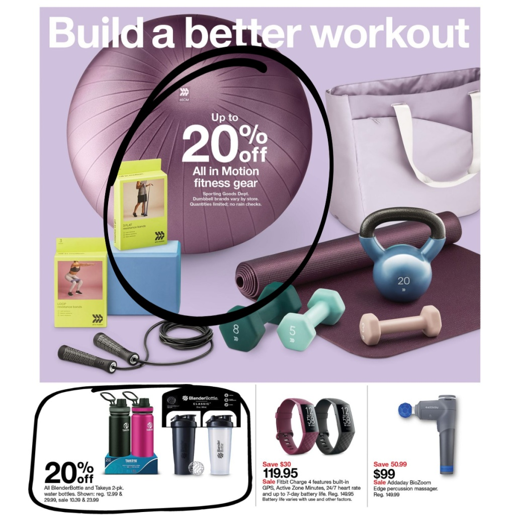 Target Weekly Ad 1/3-1/9 Page 9