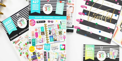 The Happy Planner Notebooks from $5 on Zulily w/ Our Exclusive Discount