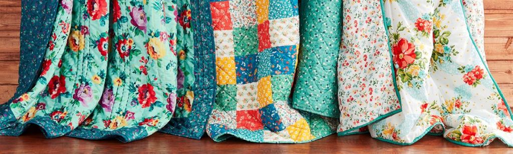 The Pioneer Woman Quilts