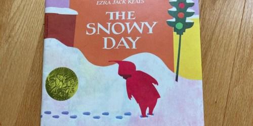 Kids Books Under $5 on Amazon | SpongeBob, Snowy Day, & More