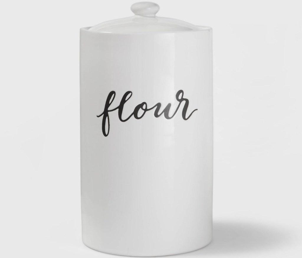 Threshold Flour container