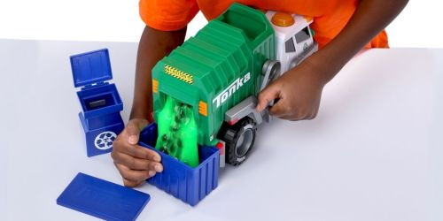 Tonka Mighty Mixers Garbage Truck w/ Slime Only $15 on Walmart.com (Regularly $25)