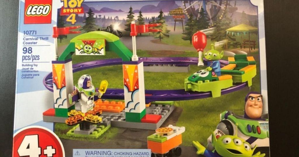 Toy STory 4 Lego Set