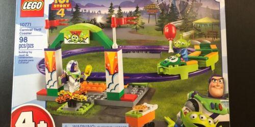 LEGO Disney Pixar Toy Story Sets from $15.99 on Amazon (Regularly $20+)