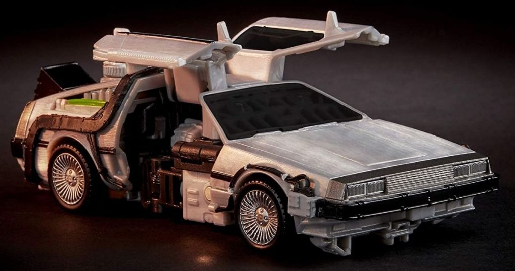 Transformers Back to the Future Car