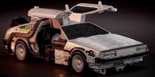 Transformers Back to the Future Mash-Up Collectible Figure Pre-Order Only $20.99 on GameStop