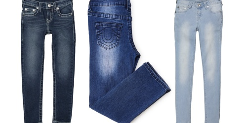 True Religion Girls Jeans Only $22.99 on Zulily (Regularly $69+)